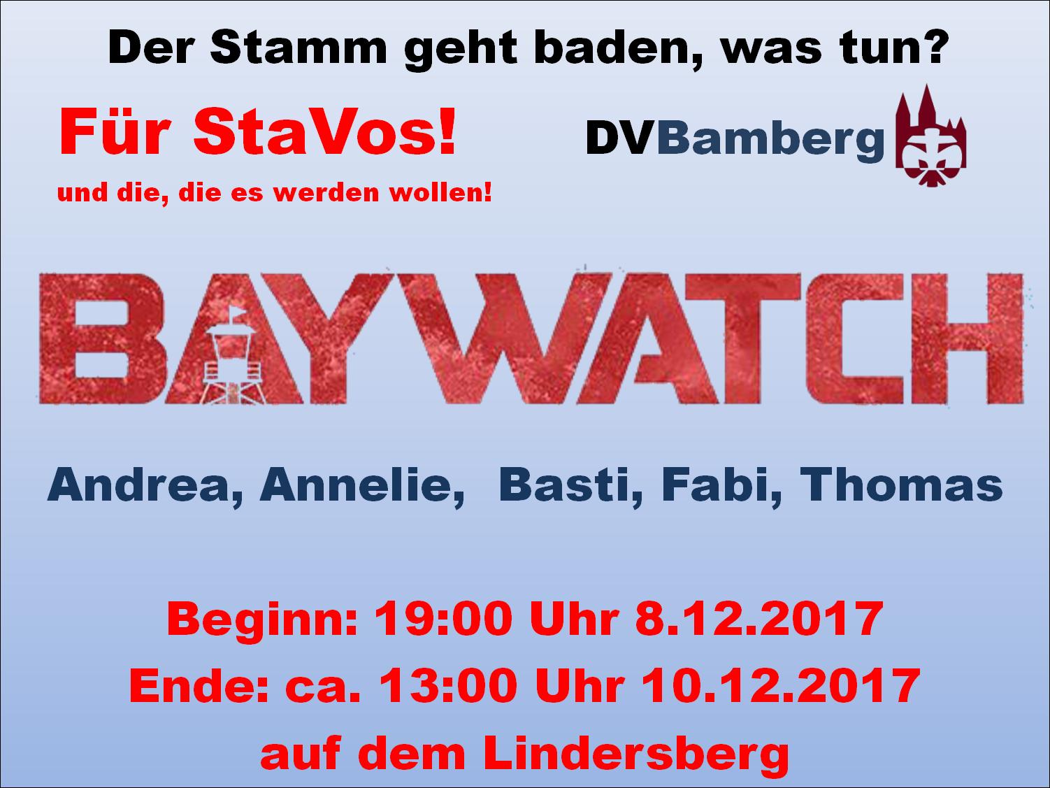 StaVo-Ausbildung 2017